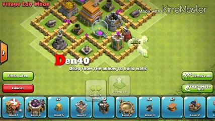 Clash of Clans: Good Defense Stradegy TH lv6