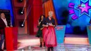 """Второ предизвикателство: Мариана и Део - lip sync - """"Забраненото шоу на Рачков"""" (17.10.2021)"""