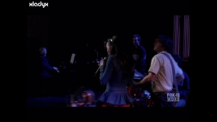 Glee - Back To Black + Бг Превод