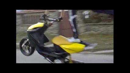 Stunt Training 2011*