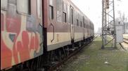 влака от Септември начело с лок. 44 109.7
