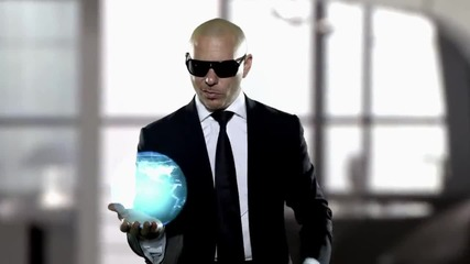 Премиера!!! Pitbull - Back In Time (feat. Man In Black 3)