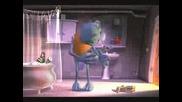 Анимация-Bath Time
