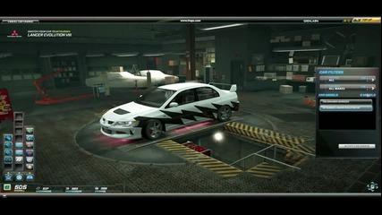 Ревю на играта Need for speed World