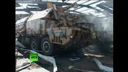 Либия след бомбандировките март 2011г.