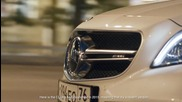 Tест драйв на Mercedes-amg Cls 63 (2015)