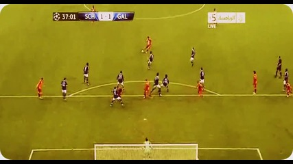 Фамозен гол на Хамит Алтънтоп срещу Шалке 04