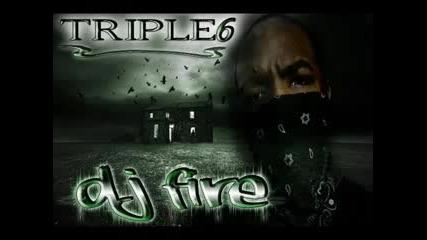 Dj Fire - Kreepin Through The Dark