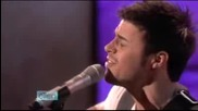 Kris Allen - No Boundaries (live acoustic)