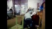 Пияни Пичове в гараж (смях)