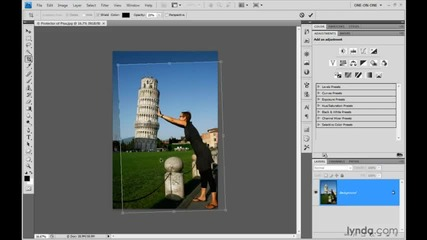 Photoshop Top 40, Feature #27 - Crop Tool