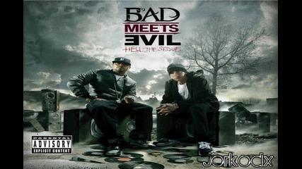 Bad Meets Evil feat. Slaughterhouse - Loud Noises [ Hell: The Sequel ]