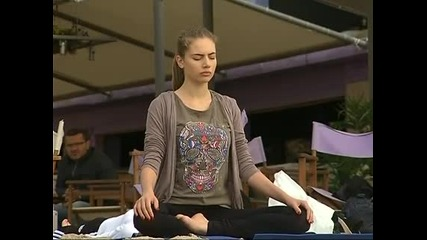 Йога помага да чуем тихият глас на душата ни!