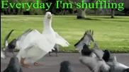 Танцът на гъската