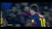 Голът на Меси срещу Малага ! 16.01.2013