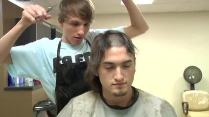 Fred Gets a Haircut