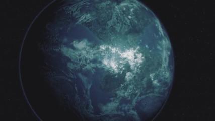 Earth - CGI