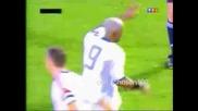 Djibril Cisse Vs Thierry Henry