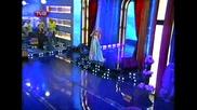 емилия Изпълнява На Живо В Шоуто На Азис Баладата Сълза hq