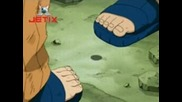 Naruto Ep 50 - The Fifth Gate A Splendid Ninja is Born! Bg Audio