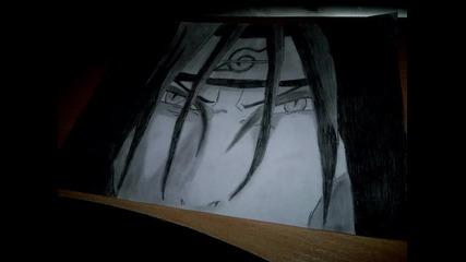 Деветата ми скица - Orochimaru