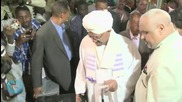 Sudan's Bashir Sworn in for New Presidential Term