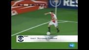 """""""Севиля"""" победи с 1:0, но """"Порто"""" продължава напред в """"Лига Европа"""""""