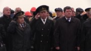 Russia: Super-stealth Black Sea Fleet submarine launched in St. Petersburg