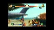 Street Fighter 4 - Ryu(me) vs. Dhalsim