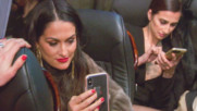 Nikki Bella's bachelorette weekend in Paris spirals downward after a chat with John Cena: Total Bellas, July 15, 2018