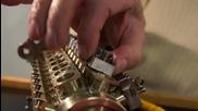 Сглобяване на безупречно копие на W32 двигател