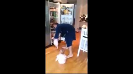 Гладни бебета