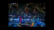 Eurovision 2008 Greece - Secret Combination