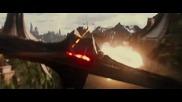"""Тор: Светът на мрака - Откъс """" Измъкване от Асгард"""" със субтитри"""