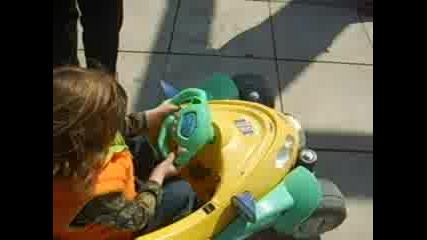Хлапе Кара Автомобил