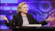 Jon Stewart Hilariously Breaks Down Hillary Clinton's Presidential Campaign Announcement