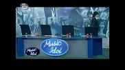 Music Idol 3 - Участничка Остава Насаме