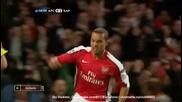 Arsenal - Barcelona (2 - 2) 31.03.2010 Арсенал - Барселона 2:2 Обзор