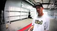 How To- Half Cab Noseslide 270 Out With Ronnie Creager - Transworld Skateboardin