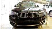 2014 Bmw X5 xdrive 35i - Exterior and Interior Walkaround - 2014 Ottawa Gatineau Auto Show