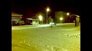 Трабант Дрифт на сняг