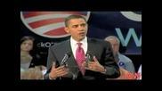 Barack Obama - Dirt Off Your Shoulder
