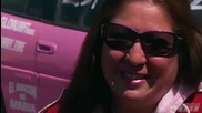 Pink Mitsubishi Eclipse