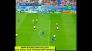 Невероятно!!!Хърватите повеждат с 1:0 срещу Германия!!!Евро 2008 12.06.2008 HQ
