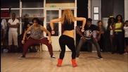 Wizard ft Chedda & Nyanda- Like a Pro - New dancehall Choreo by Aya