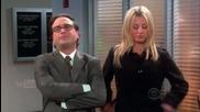 The Big Bang Theory 6x20 Promo | The Tenure Turbulence |