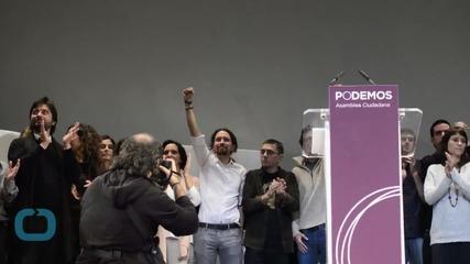Spanish Protest Parties 'Surge'