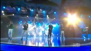 Logies 2012: One Direction perform 'one Thing' live