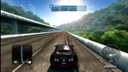 Test Drive Unlimited 2 - Bugatti Veyron Super Sport - от 0 до 283 mph