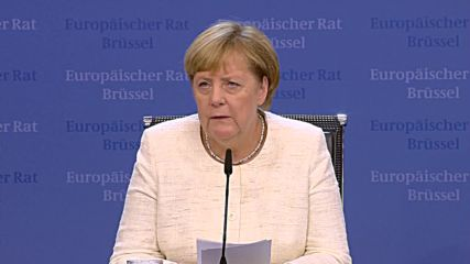 Belgium: Still no answers for 'urgent' Irish border question - Merkel